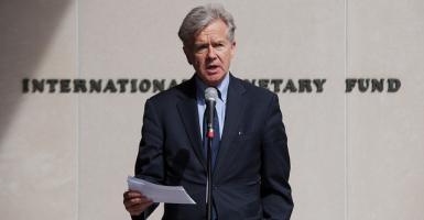 Ανοιχτά ζητήματα σε δημοσιονομικό - μεταρρυθμίσεις «βλέπει» το ΔΝΤ - Κεντρική Εικόνα