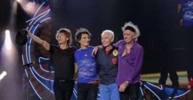 Ξανά στο στούντιο οι Rolling Stones - Κεντρική Εικόνα