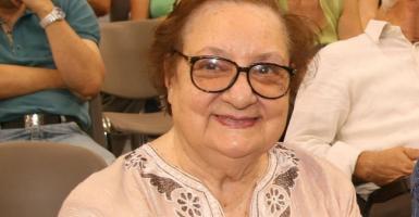Πώς είναι σήμερα στα 94 χρόνια της η Ροζίτα Σώκου- Βραδινή έξοδος για τη δημοσιογράφο - Κεντρική Εικόνα