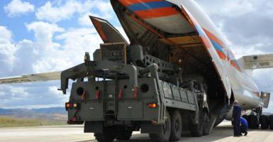 Ολοκληρώνεται η πρώτη φάση της παράδοσης των S-400 στην Τουρκία - Κεντρική Εικόνα