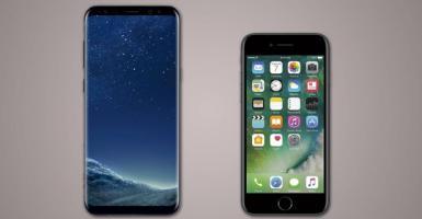 Oι 25 λόγοι για να επιλέξετε Samsung Galaxy S8 ή iPhone 7 (photos) - Κεντρική Εικόνα