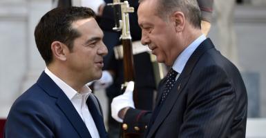 Foreign Policy: Προς τον πόλεμο οδεύουν Ελλάδα και Τουρκία  - Κεντρική Εικόνα