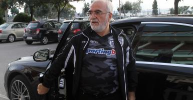 Μήνυση σε βάρος του ALPHA κατέθεσε ο Ιβάν Σαββίδης - Κεντρική Εικόνα