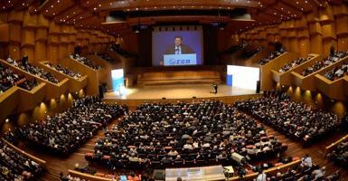 Στην Γενική Συνέλευση του ΣΕΒ θα μιλήσουν σήμερα Δραγασάκης και Μητσοτάκης - Κεντρική Εικόνα