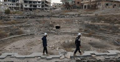 ΗΠΑ: Δεν υπάρχουν ενδείξεις ότι η Δαμασκός σχεδιάζει νέα χημική επίθεση - Κεντρική Εικόνα