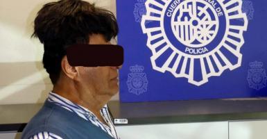 Ο... απίθανος Κολομβιανός: Τι έκρυβε κάτω από το... περουκίνι του! (photos) - Κεντρική Εικόνα