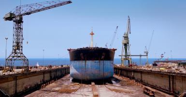 Σκαραμαγκάς: Προκηρύχθηκε ο διαγωνισμός ιδιωτικοποίησης των μεγαλύτερων ελληνικών ναυπηγείων - Κεντρική Εικόνα
