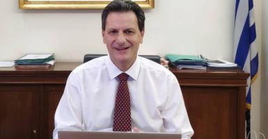 «Μεγάλες επενδύσεις» υπόσχεται ο Θ. Σκυλακάκης μετά την αναβάθμισή του - Κεντρική Εικόνα