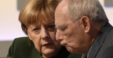 Γερμανία-Εκλογές:«...όποιος θέλει να έχει τον Σόιμπλε υπ. Οικονομικών πρέπει να ψηφίσει CDU» - Κεντρική Εικόνα