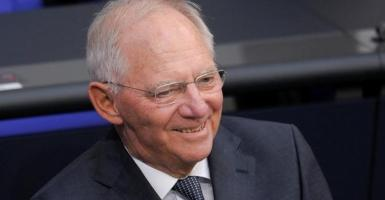 O Σόιμπλε επαινεί ξαφνικά τους χρεοκοπημένους Ελληνες, γράφει η Bild - Κεντρική Εικόνα