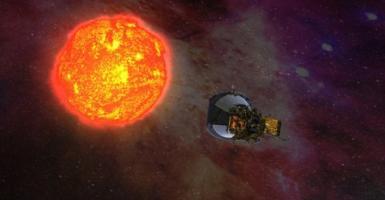 Το Solar Parker έσπασε το ρεκόρ προσέγγισης του Ήλιου - Κεντρική Εικόνα