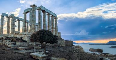 Λύθηκε το μυστήριο: Πώς κατασκεύασαν τους ναούς οι αρχαίοι Έλληνες - Κεντρική Εικόνα