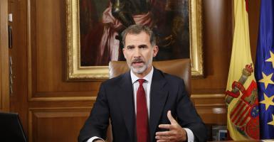 Το... αλμυρό ποσό των 115.000 ευρώ θα πληρώσουν οι Ισπανοί για τον στολισμό του Βασιλικού Παλατιού  - Κεντρική Εικόνα