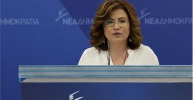 Σπυράκη: Δεν πρόκειται να επικυρώσει τη συμφωνία των Πρεσπών η ΝΔ - Κεντρική Εικόνα