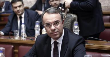 Σταϊκούρας: Προτεραιότητα της επόμενης κυβέρνησης της ΝΔ είναι η γενναία μείωση φόρων - Κεντρική Εικόνα