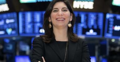 Στέισι Κάνινγκχαμ: Η πρώτη γυναίκα πρόεδρος του NYSE - Κεντρική Εικόνα