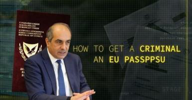 Σάλος στην Κύπρο: Πρόεδρος της βουλής και βουλευτής «πούλαγαν» διαβατήρια σε εγκληματίες «επενδυτές» - Τι αποκάλυψε το Al Jazzera (Videos) - Κεντρική Εικόνα
