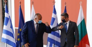 Μητσοτάκης για συμφωνία με Βουλγαρία: Ενεργειακός κόμβος παγκόσμιας εμβέλειας η Αλεξανδρούπολη - Κεντρική Εικόνα