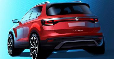 Το νέο VW T-Cross ήρθε για να μείνει στην ελληνική αγορά - Κεντρική Εικόνα