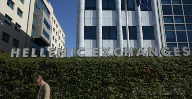 Τραπεζικές πιέσεις «έριξαν» το Χρηματιστήριο - Κεντρική Εικόνα