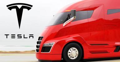 Η Tesla ετοιμάζει ηλεκτρικό φορτηγό με αυτονομία έως 480 χλμ - Κεντρική Εικόνα