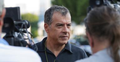 Tο Ποτάμι δεν θα ψηφίσει νέους φόρους, λέει ο Στ. Θεοδωράκης - Κεντρική Εικόνα