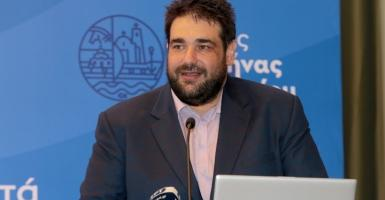 Θ. Λιβάνιος: Ρύθμιση 120 δόσεων με μειώσεις προσαυξήσεων για οφειλές σε Δήμους - Κεντρική Εικόνα