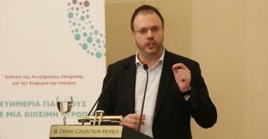 Θεοχαρόπουλος: Προτεραιότητα η ανάπτυξη του θαλάσσιου τουρισμού - Κεντρική Εικόνα