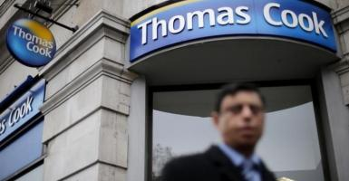 Thomas Cook: Συνεχίζουμε τις επενδύσεις στα ξενοδοχεία και στην Ελλάδα - Κεντρική Εικόνα