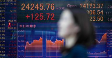 Τόκιο: Κλείσιμο με καθαρή άνοδο στο Χρηματιστήριο - Κεντρική Εικόνα