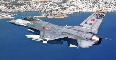 Πτώση τουρκικού στρατιωτικού μαχητικού- Νεκροί οι πιλότοι - Κεντρική Εικόνα