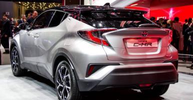 Toyota Motor: Μειώθηκαν 20% τα κέρδη της χρήσης - Κεντρική Εικόνα