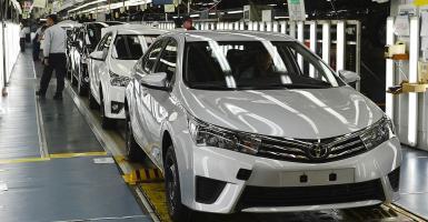Toyota: Πτώση 80% στα κέρδη τριμήνου, υποβάθμισε τις προβλέψεις για το έτος - Κεντρική Εικόνα
