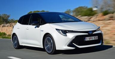 Πρώτη οδήγηση του νέου Toyota Corolla στην Ισπανία - Κεντρική Εικόνα