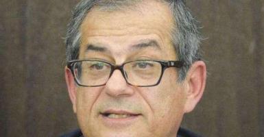 Ο Τζιοβάνι Τρία νέος υπουργός Οικονομικών της Ιταλίας  - Κεντρική Εικόνα