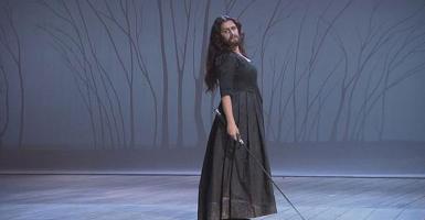 Η σοπράνο Τσετσίλια Μπαρτόλι με γένια στο εξώφυλλο του νέου της άλμπουμ - Κεντρική Εικόνα