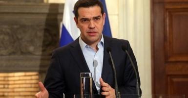 Στην προπαρασκευαστική Σύνοδο του Ευρωπαϊκού Σοσιαλιστικού Κόμματος ο Αλέξης Τσίπρας - Κεντρική Εικόνα
