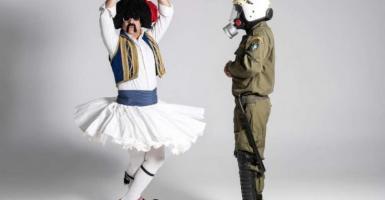 Το πήρε απόφαση ο Τσολιάς: Ο νέος σταθμός της Ελληνοφρένειας - Κεντρική Εικόνα