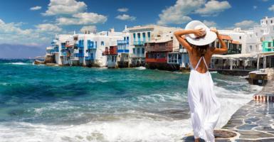 «Η διάχυση της τουριστικής κίνησης σε περισσότερες περιοχές το στοίχημα και για το 2020» - Κεντρική Εικόνα