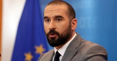 Τζανακόπουλος: Η Κύπρος είναι πλήρως προστατευμένη ως κράτος μέλος της ΕΕ - Κεντρική Εικόνα
