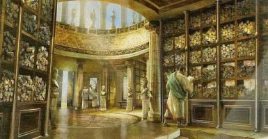 Εκατοντάδες κεραμικά βρέθηκαν κρυμμένα στο Ελληνορωμαϊκό Μουσείο της Αλεξάνδρειας - Κεντρική Εικόνα
