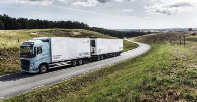 Νέα φορτηγά Volvo με καύσιμο LNG προσφέρουν επιδόσεις εφάμιλλες των diesel (photo+video) - Κεντρική Εικόνα