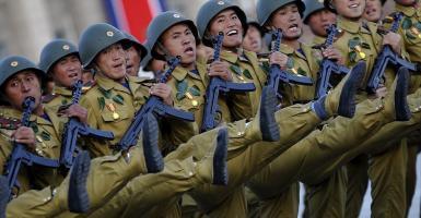 """Μεγάλη """"πρόοδο"""" στα ζητήματα του Ιράν και της Β. Κορέας βλέπει ο Ντ. Τραμπ - Κεντρική Εικόνα"""
