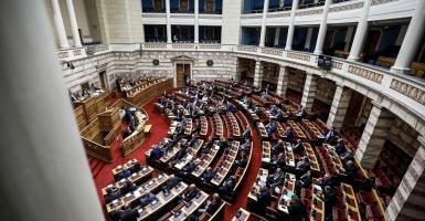 Στη Βουλή την προσεχή Τρίτη το σχέδιο νόμου για την ψήφο των Ελλήνων του εξωτερικού - Κεντρική Εικόνα