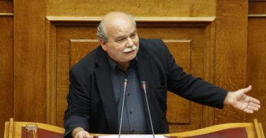 Ν. Βούτσης: Η κυβερνητική πλειοψηφία δεν θα δοκιμαστεί  - Κεντρική Εικόνα