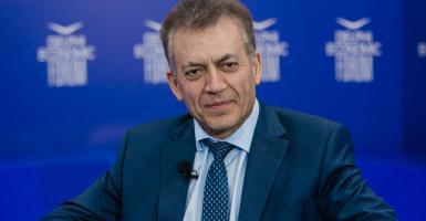 Βρούτσης: Νομοθετική πρωτοβουλία για αύξηση προσωρινής σύνταξης και προκαταβολή εφάπαξ - Κεντρική Εικόνα