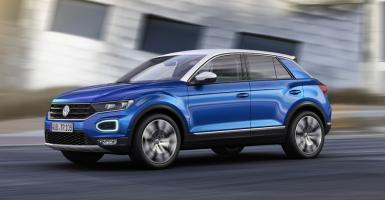 Πότε έρχεται στην Ελλάδα το νέο μικρό SUV της VW T-Roc - Κεντρική Εικόνα