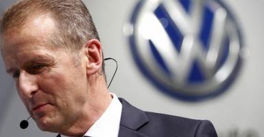Ο νέος επικεφαλής της Volkswagen - Κεντρική Εικόνα
