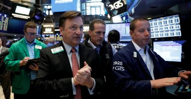 Τριπλό ρεκόρ στη Wall Street έφερε η Fed - Κεντρική Εικόνα