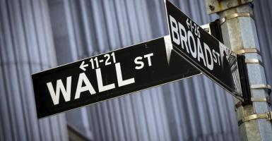 Διάλειμμα από τα ρεκόρ στη Wall Street - Κεντρική Εικόνα